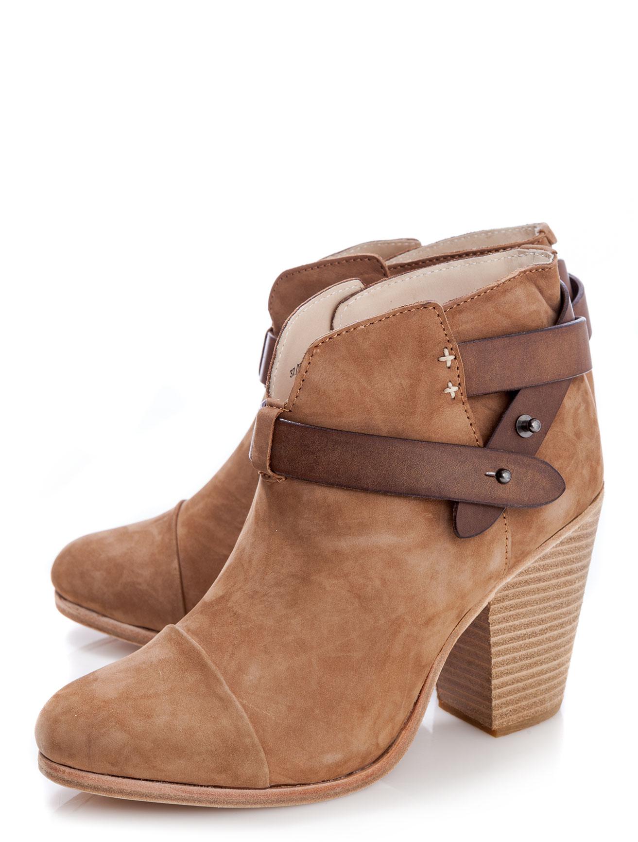 rag bone harrow boot in brown camel lyst
