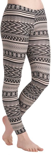 ModCloth Pros and Contemporaries Leggings - Lyst