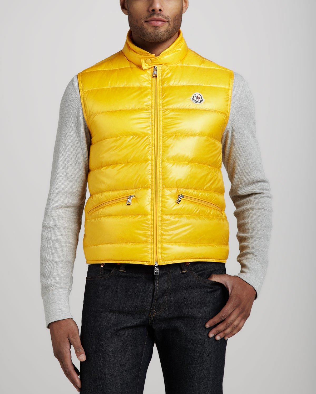 moncler Yellow