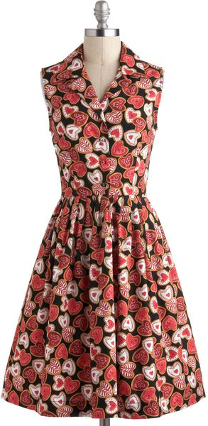 ModCloth Bake It Or Leave It Dress - Lyst