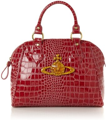 Vivienne Westwood Large Chancery Dome Bag - Lyst