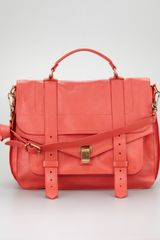 Proenza Schouler 1 Large Satchel Bag - Lyst