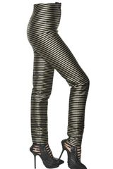Haider Ackermann Striped Techno Jacquard Trousers - Lyst