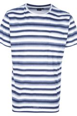 Paul Smith Striped T-Shirt - Lyst