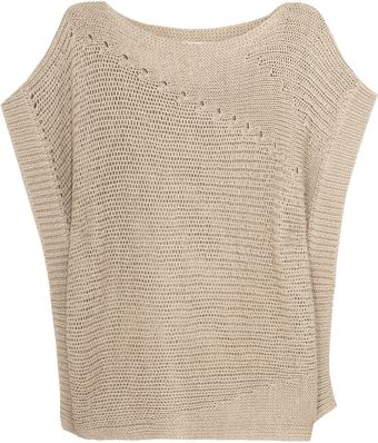 Duffy Openknit Organic Cotton Sweater - Lyst