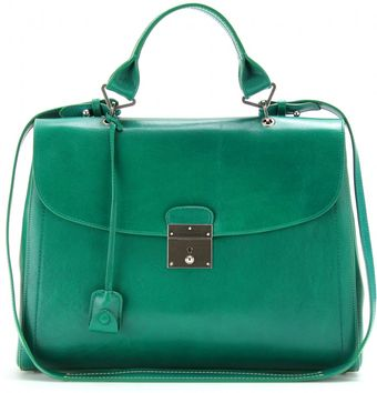 Marc By Marc Jacobs Leather Satchel - Lyst