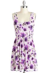ModCloth Petal To The Meadow Dress - Lyst