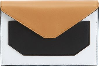 Narciso Rodriguez Crossbody Envelope Clutch - Lyst