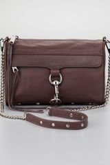 Rebecca Minkoff Mac Clutch Crossbody Bag - Lyst