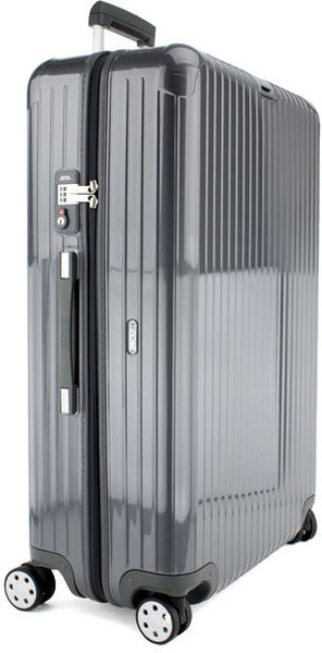 Rimowa Seal Grey Salsa Deluxe 32 Inch Multi Wheel - Lyst