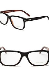 Tom Ford Square Wayfarer Optical Frames - Lyst