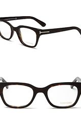 Tom Ford Thick Square Optical Frames - Lyst