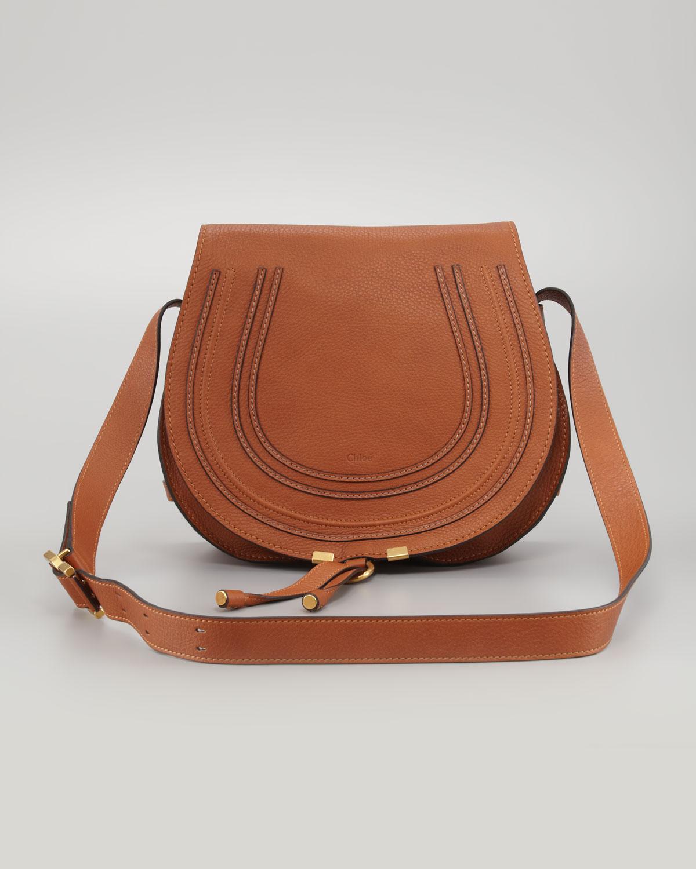 replica chloe handbags uk - Chlo�� Leather Satchel Bag in Brown (tan) | Lyst