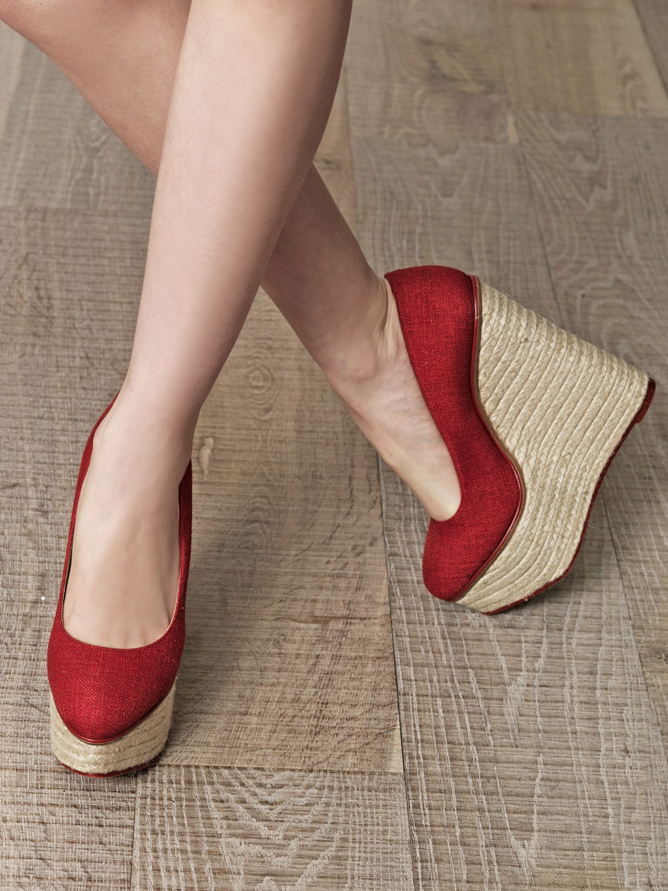 Charlotte Olympia Carmen Espadrille Wedges discount free shipping good selling cheap online 6ye2A