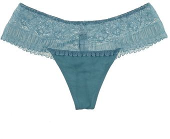 La Perla La Perla Studio Looking For Love Short - Lyst