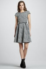 Rachel Zoe Iryna Printed Dress - Lyst