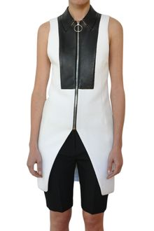 Alexander Wang Long Asymmetric Top - Lyst
