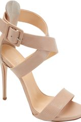 Barneys New York Co-op Crisscross Ankle Strap Sandal