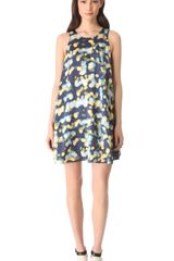 Elizabeth And James Roni Neon Lights Dress - Lyst