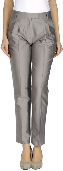 Gianfranco Ferré Casual Pants - Lyst