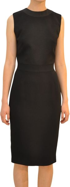Givenchy Jersey Pencil Dress - Lyst
