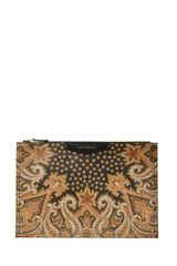Givenchy Large Printed Antigona Pochette