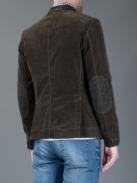 Junya Watanabe Corduroy Jacket In Brown For Men Lyst