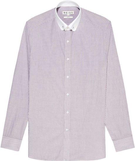 Trending Collar Bar Shirts With Holes