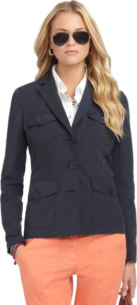 Brooks Brothers Patch Pocket Jacket - Lyst