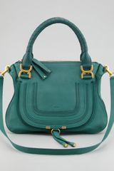 Chloé Marcie Small Satchel Bag - Lyst