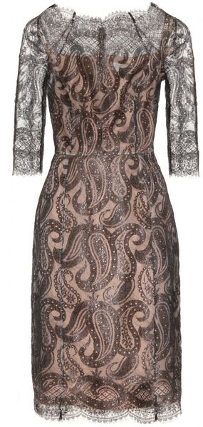 Erdem Anna Dress - Lyst