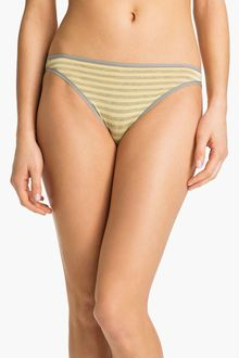 Felina Sublime High Cut Briefs 3 For 33 - Lyst
