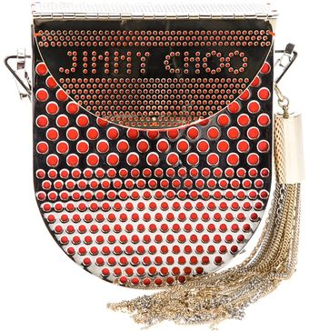 Jimmy Choo Milla Shoulder Bag - Lyst
