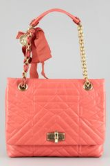 Lanvin Happy Medium Shoulder Bag - Lyst