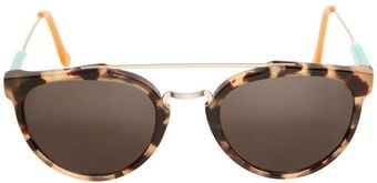 Super Giaguaro Trio Sunglasses - Lyst