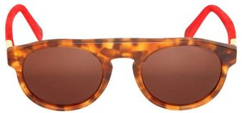 Super Racer Acetate Sunglasses - Lyst