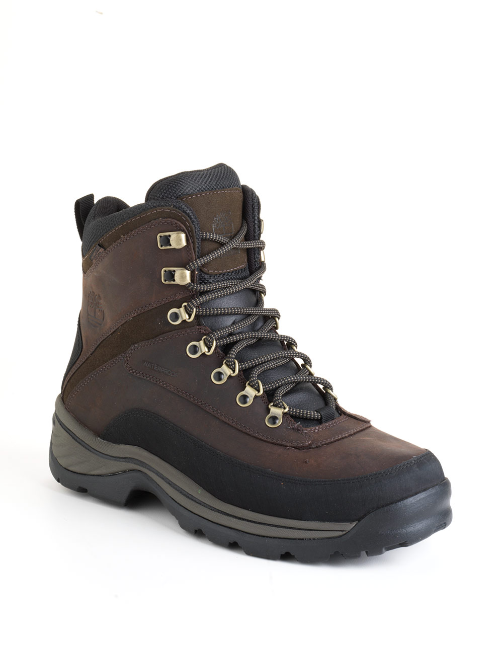 Timberland White Ledge Waterproof Mid Hiking Boots Image 1