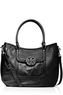Tory Burch Amanda Classic Handle Hobo - Lyst