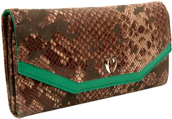 Tusk Amazon Accordian Clutch Wallet - Lyst