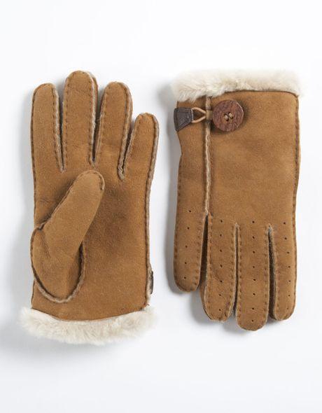 c5c32f1e3 Black Sheepskin Ugg Gloves - cheap watches mgc-gas.com