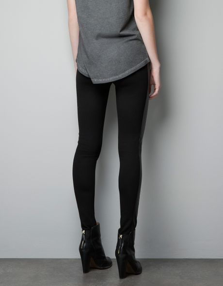 Find black leggings with leather patches at ShopStyle. Shop the latest collection of black leggings with leather patches from the most popular stores.