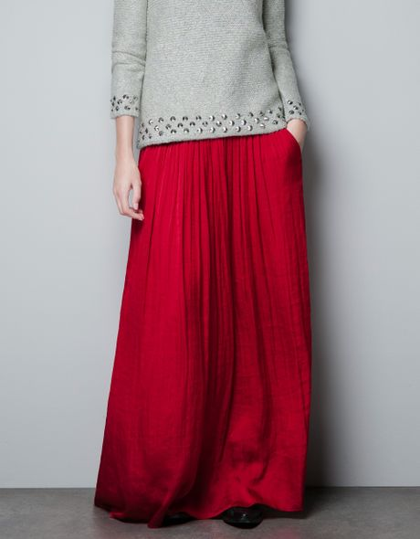 Find long skirts with side pockets at ShopStyle. Shop the latest collection of long skirts with side pockets from the most popular stores - all in one. High Waist Long Skirt Pockets Long Skirt Side Slip Pocket Skirt Long Skirts For Women A-line Skirt With Pockets Long Pleated Skirt.