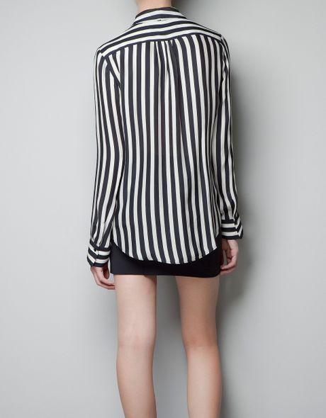 Zara Wrap Blouse 100