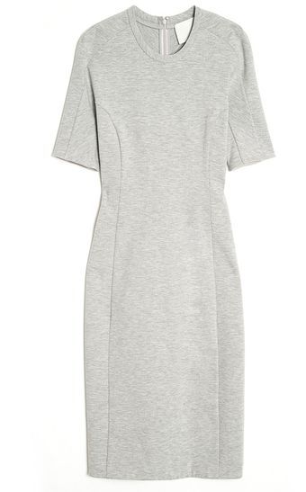 3.1 Phillip Lim Short Sleeve Fitted Dress - Lyst