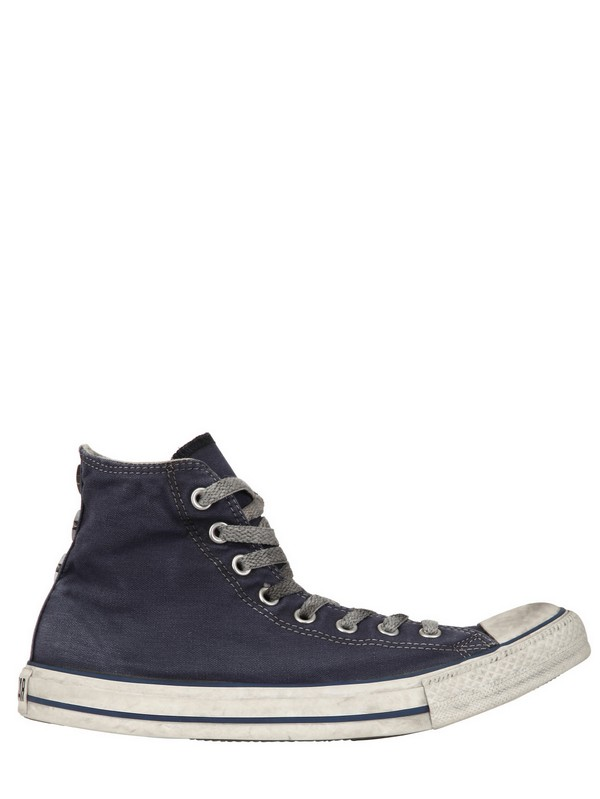 converse limited edition smoke effect sneakers in blue for. Black Bedroom Furniture Sets. Home Design Ideas