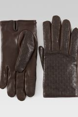 Gucci Mens Gloves - Lyst