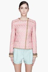 Matthew Williamson Slim Box Blazer - Lyst