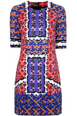 Peter Pilotto Print Dress - Lyst