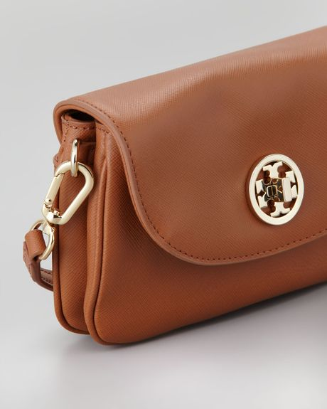 Tory Burch Robinson Double Gusset Crossbody Bag 43