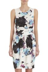 3.1 Phillip Lim Floral Dress - Lyst